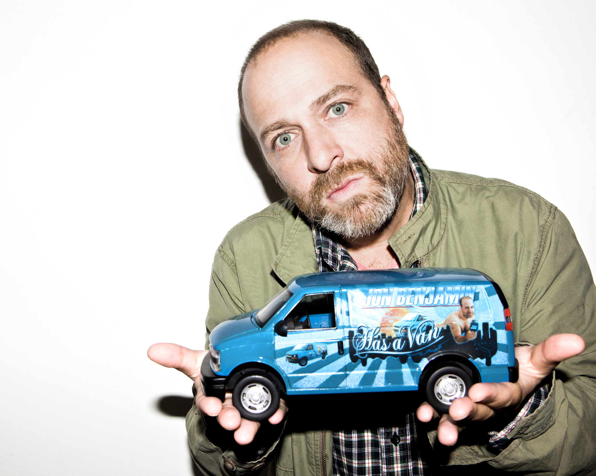 Jon Benjamin Has a Van  Official Site