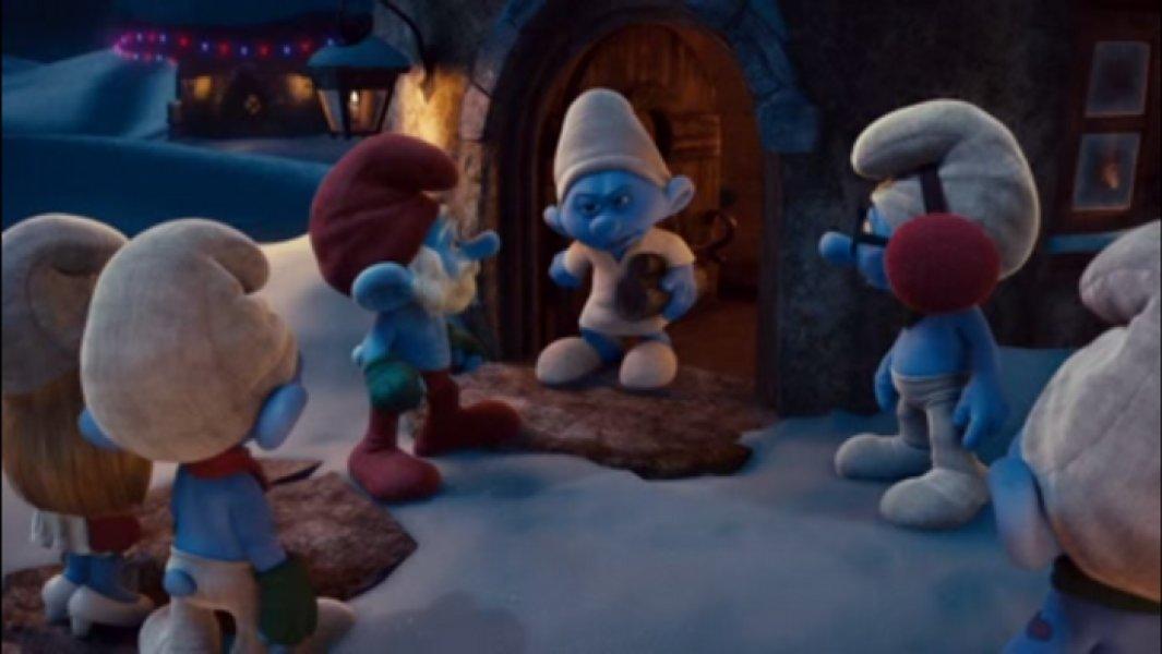 The Smurfs: A Christmas Carol - New movie buff club Tontiag.com ...